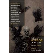 The Best Horror of the Year by Datlow, Ellen, 9781597808293