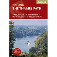 Walking the Thames Path by Hatts, Leigh, 9781852848293