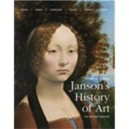 Janson's History of Art The Western Tradition Reissued Edition by Davies, Penelope J.E.; Hofrichter, Frima Fox; Jacobs, Joseph F.; Simon, David L.; Roberts, Ann S.; Janson, Family Trust, 9780133878295