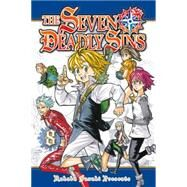 The Seven Deadly Sins 8 by Suzuki, Nakaba, 9781612628295