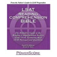 LSAT Reading Comprehension Bible by Killoran, David M., 9780980178296