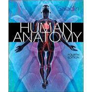 Human Anatomy by Saladin, Kenneth, 9780073378299