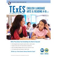 Texes Ela and Reading, Grades 4-8 - 117 Book + Online by Tice, Kathleen A., 9780738688299