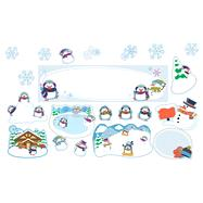 Winter Mini Bulletin Board Set by Carson-Dellosa Publishing Company, Inc., 9781483828299