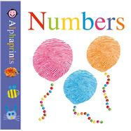Little Alphaprints: Numbers by Priddy, Roger, 9780312518301
