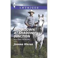 Showdown at Shadow Junction by Wayne, Joanna, 9780373698301