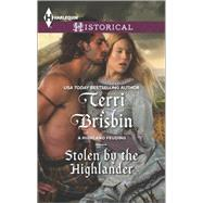 Stolen by the Highlander by Brisbin, Terri, 9780373298303