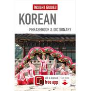 Insight Guides Korean Phrasebooks & Dictionary by Insight Guides, 9781780058306