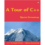 A Tour of C++ by Stroustrup, Bjarne, 9780321958310
