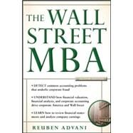 The Wall Street MBA, Second Edition by Advani, Reuben, 9780071788311