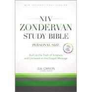 NIV Zondervan Study Bible by Carson, D. A., 9780310438311