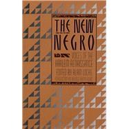 The New Negro by Locke, Alain, 9780684838311