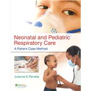 Neonatal and Pediatric Respiratory Care: A Patient Case Method by Perretta, Julianne S., 9780803628311