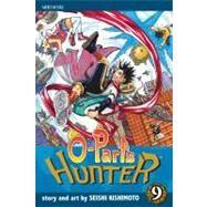 O-Parts Hunter, Vol. 9 by Kishimoto, Seishi, 9781421518312