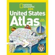 National Geographic Kids United States Atlas by NATIONAL GEOGRAPHIC KIDS, 9781426328312