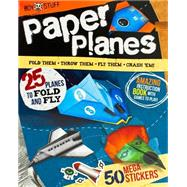 Boy Stuff Paper Planes by Parragon, 9781472318312