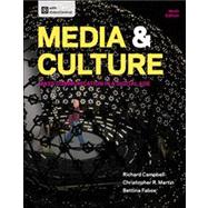 Media and Culture : An Introduction to Mass Communication by Campbell, Richard; Martin, Christopher R.; Fabos, Bettina, 9781457628313