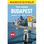 Marco Polo Travel Handbook Budapest by Marco Polo, 9783829768313