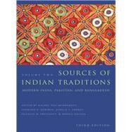 Sources of Indian Traditions by McDermott, Rachel Fell; Gordon, Leonard A.; Embree, Ainslie T.; Pritchett, Frances W.; Dalton, Dennis, 9780231138314