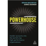 Powerhouse by Macneice, Brian; Bowen, James, 9780749478315
