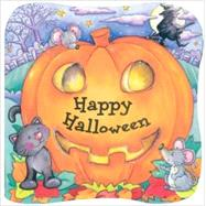 Happy Halloween by Brown, Janet Allison, 9780764158315