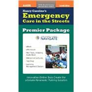 Emergency Care in the Streets: Premier Package by Aaos, 9781284038316