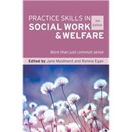 Practice Skills in Social Work & Welfare by Maidment, Jane; Egan, Ronnie, 9781743318317