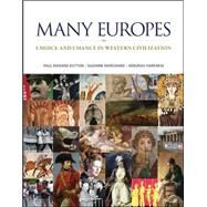 Many Europes w/ Connect with LearnSmart History 2 Term Access Card by Dutton, Paul; Marchand, Suzanne; Harkness, Deborah, 9780077818319
