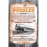 Lateral Thinking Puzzles by Brecher, Erwin, 9781780978321