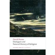 Principal Writings on Religion including Dialogues Concerning Natural Religion and The Natural History of Religion by Hume, David; Gaskin, J. C. A., 9780199538324