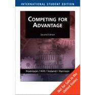 Competing for Advantage by HOSKISSON/HITT/IRELAND/HARRISON, 9780324568325