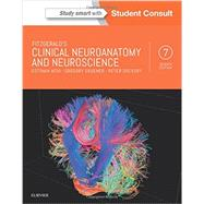 Fitzgerald's Clinical Neuroanatomy and Neuroscience by Mtui, Estomih, M.D., 9780702058325