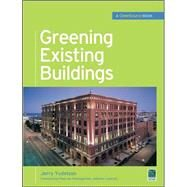 Greening Existing Buildings by YUDELSON, 9780071638326