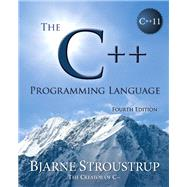 The C++ Programming Language (hardcover) by Stroustrup, Bjarne, 9780321958327