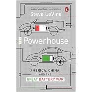 The Powerhouse by LeVine, Steve, 9780143128328