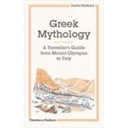 Greek Mythology by Stuttard, David, 9780500518328