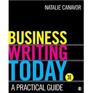 Business Writing Today by Canavor, Natalie, 9781506388328