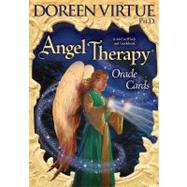 Angel Therapy : A 44-Card Deck and Guidebook by Virtue, Doreen, 9781401918330