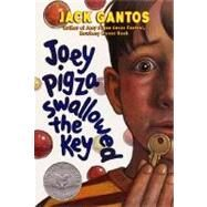 Joey Pigza Swallowed the Key by Gantos, Jack, 9780064408332