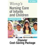 Wong's Nursing Care of Infants and Children + Virtual Clinical Excursions Workbook + Passcode by Hockenberry, Marilyn J., Ph.D., R.N., 9780323328333