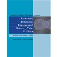 Elementary Differential Equations and Boundary Value Problems by Boyce, William E.; DiPrima, Richard C., 9780470458334