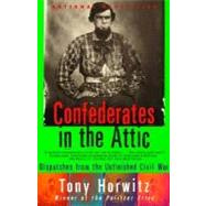 Confederates in the Attic by HORWITZ, TONY, 9780679758334