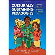 Culturally Sustaining Pedagogies by Paris, Django; Alim, H. Samy, 9780807758335