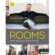 ROOMS by O'Donnell, Declan, 9781473628335