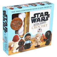 Star Wars Even More Crochet by Collin, Lucy, 9781626868335