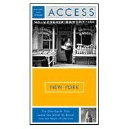 Access New York City by WURMAN RICHARD SAUL, 9780060938338