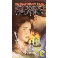 The Burning by Stine, R.L., 9780671868338