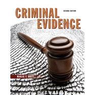 Criminal Evidence by Britz, Marjie T., 9780133598339