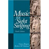 Music for Sight Singing by Rogers, Nancy; Ottman, Robert W., 9780205938339