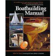 Boatbuilding Manual, Fifth Edition by Steward, Robert; Cramer, Carl, 9780071628341